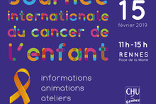 15 février > Journée Internationale du cancer de l'enfant