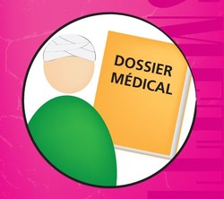 picto dossier medical